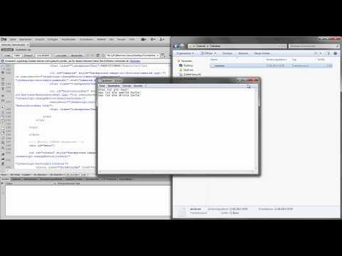 PHP - Textdatei Auslesen
