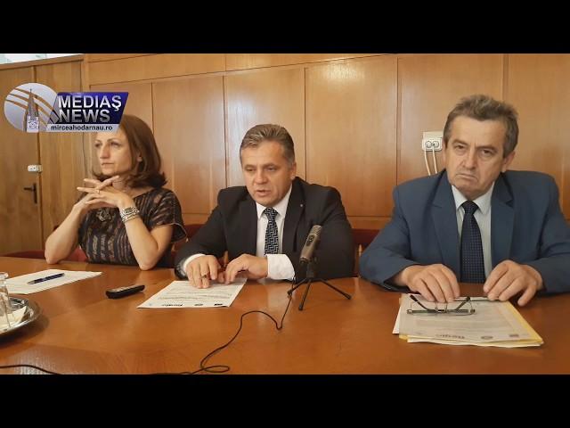 Mediasul a castigat o finantare nerambursabila de aproximativ 10 milioane de euro