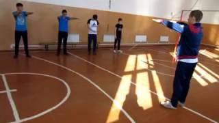 урок физической культуры(раздел: Гимнастика) МБОУ Комсомольской СОШ