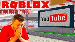 YOUTUBER KRIG! - Roblox YouTuber Tycoon Dansk
