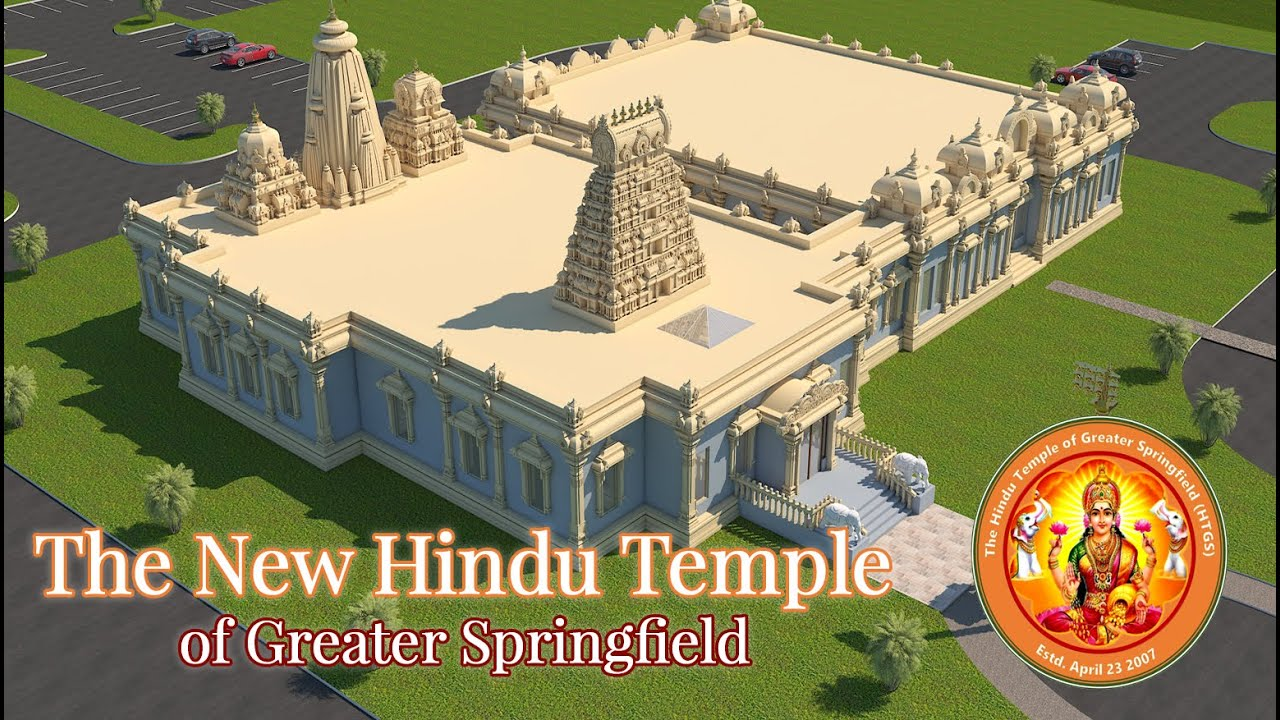 The New Hindu Temple of Greater Springfield