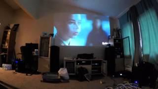 Download lagu Screen color flicker for Projector