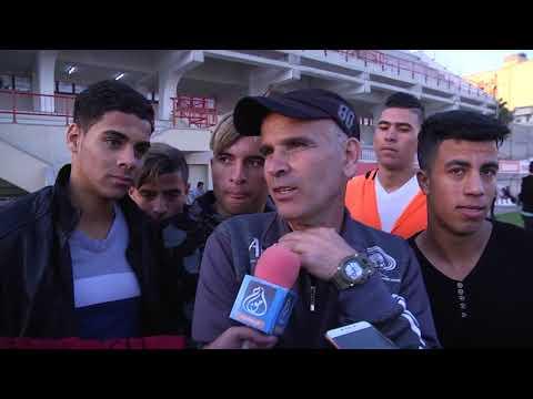 مقابلات مباراة غزة الرياضي واتحاد خان يونس 2.12.2017