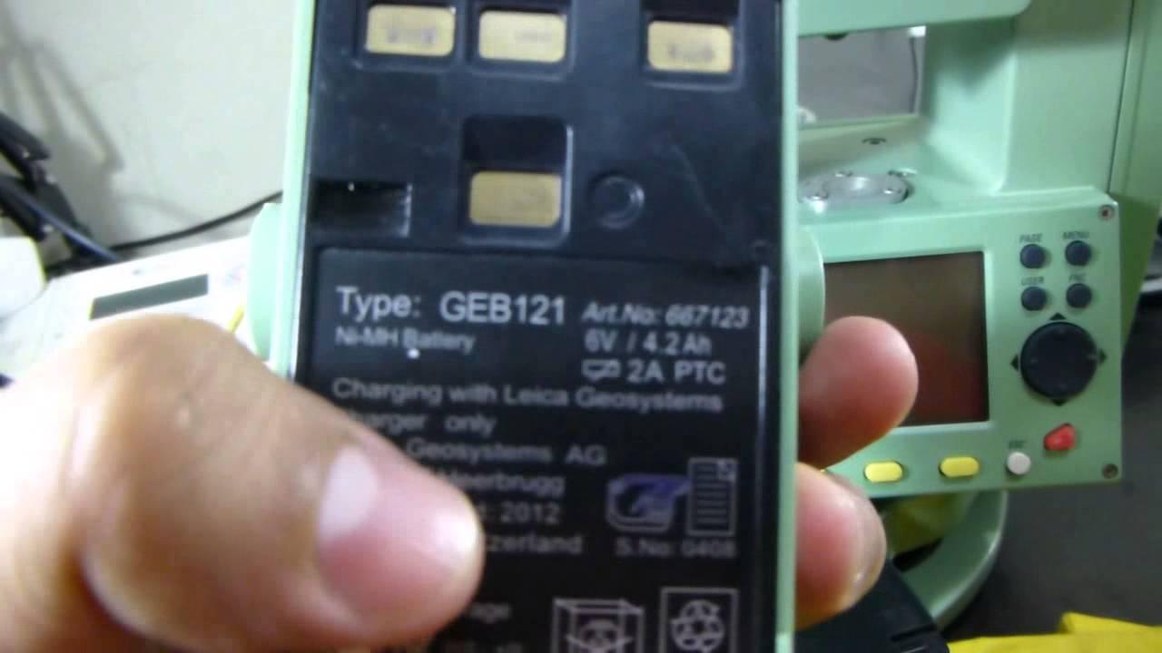 estaci n tc407 leica de segundo uso en venta youtube rh youtube com manual de estacion total leica tc 307 manual de estacion total leica tc 307