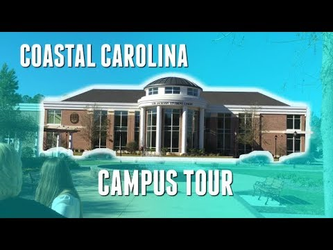 Coastal Carolina Campus Tour (2017)