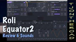 Roli Equator2 Review & Sounds