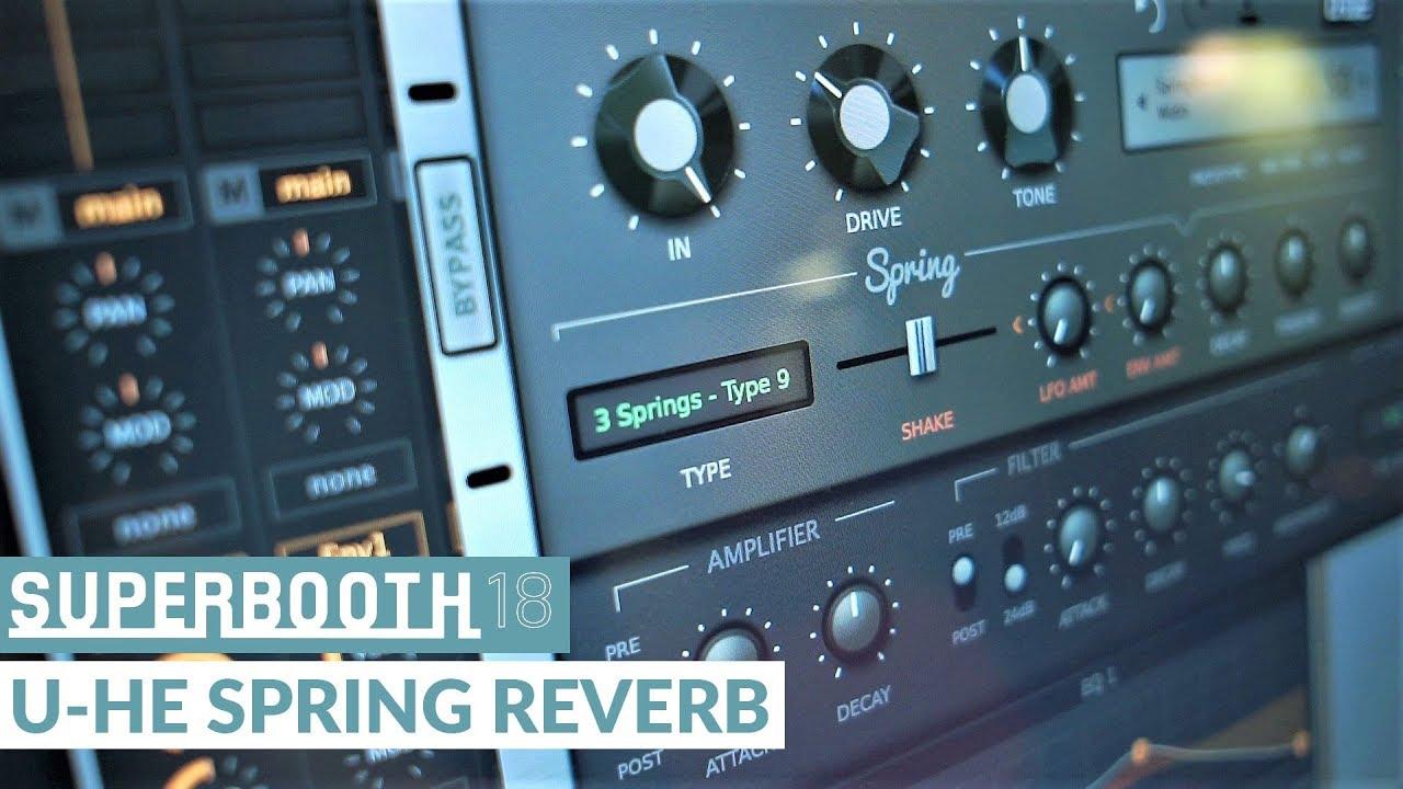 Reverb plugins to test - Gearslutz