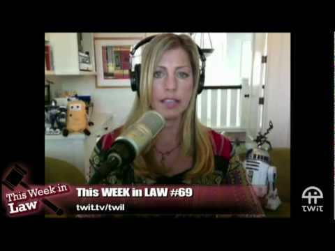TWiL 69: Do Lawyers Dream of Electric Sheep?