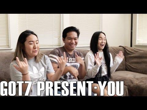 GOT7 (갓세븐)- Present: YOU Solo MV's (Reaction Video)
