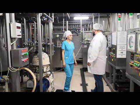 Потрясающие молочные заводы / Молочный завод Константиново /ООО Никон / Сыроделие на молочном заводе