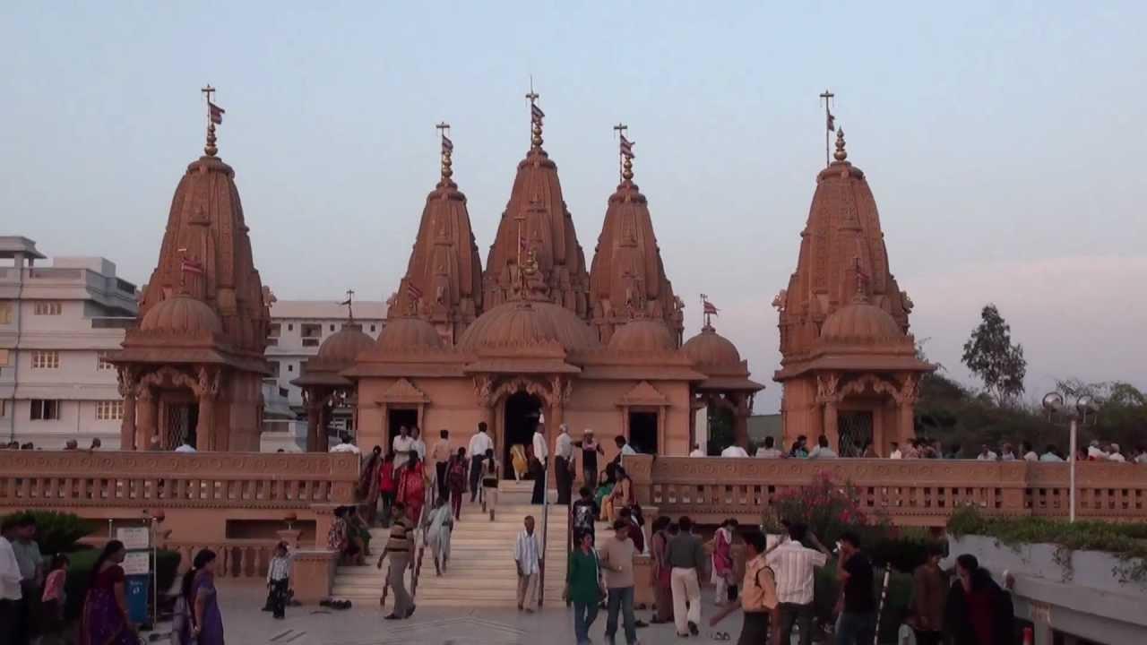 Swaminarayan Mandir Valsad, Gujrat