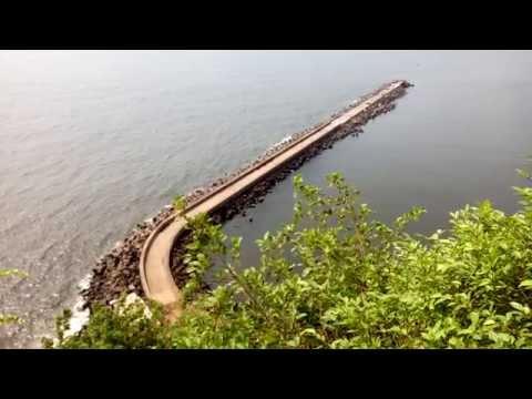 Beautiful View From Ratnadurga Fort (Bhagavati Killa) Ratnagiri 1