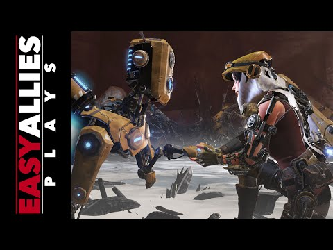 Easy Allies Plays ReCore - Plus GoldenEye and Bets Results