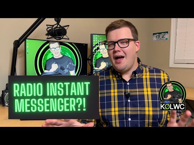 Ham Radio Instant Messenger   VARA Chat Demonstration