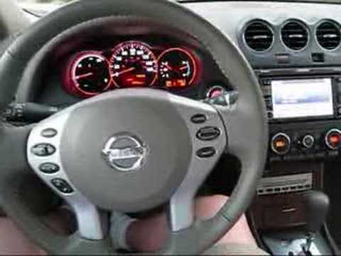 2007 Nissan Altima Hybrid Preview