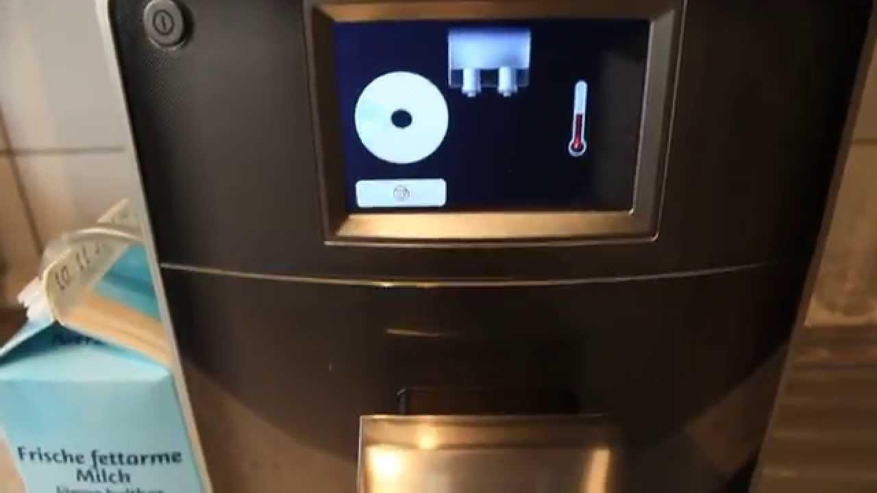 Espresso zubereiten mit der Panasonic NC ZA1 - YouTube