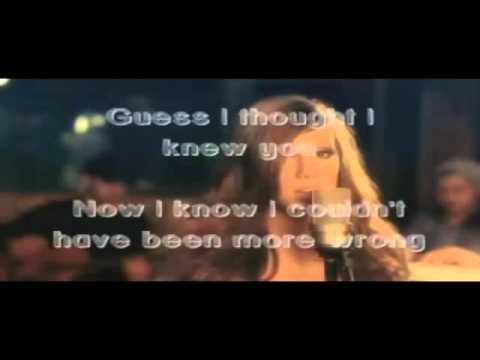 Avery Go Screw Yourself (GSY) karaoke/instrumental