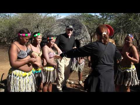 Hava Nagila in Zululand South Africa