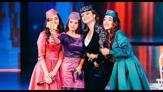 Emine Mustafayeva, Sevile Abibullayeva, Ediye Ahtemova, Reana Balbekova - «Qaynana ve kelinler»
