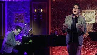 "George Salazar sings ""Michael In The Bathroom"" with Joe Iconis"