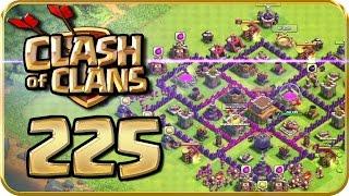 Let's Play CLASH of CLANS 225: DARUM keine Zeit für den CK gehabt!