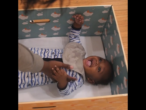 Every New Parent Should Get a Baby Box