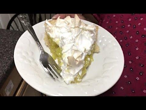 SoulfulT How To Make Lemon Meringue Pie