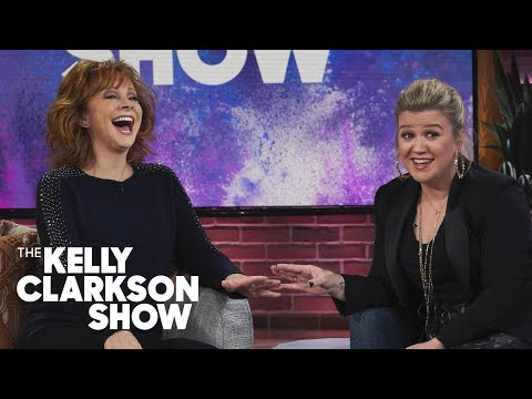 Reba McEntire And Kelly Look Back On Old Family Photos | The Kelly Clarkson Show