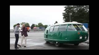 Dymaxion Car vehiculo aerodinamico de Buckminster Fuller