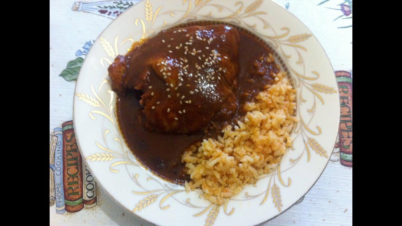 Mole mexican - photo#45
