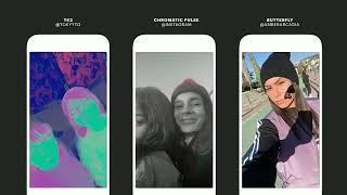 F8 2019: la Création du combattant Étincelle AR Effets pour Instagram