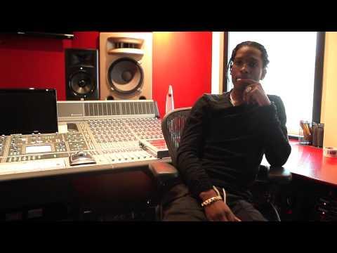 A$AP Rocky on Buju