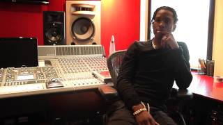 """A$AP Rocky on Buju """"Boom Bye Bye"""" & fave reggae rappers"""