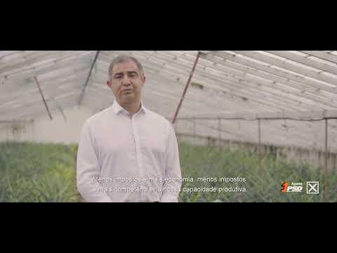 José Manuel Bolieiro | O desenvolvimento faz-se com economia