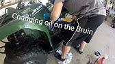 2007 yamaha bruin 250 big bear 250 atv service repair maintenance overhaul manual