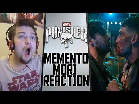 The Punisher 1x13: Memento Mori Reaction