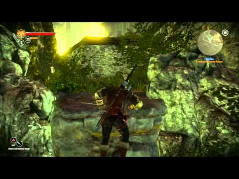 Let's Play The Witcher 2 - Part 29: Investigating the Elf Girl