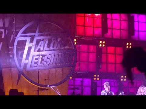 Imatran Yöt 22.7.2017  - Haloo Helsinki!