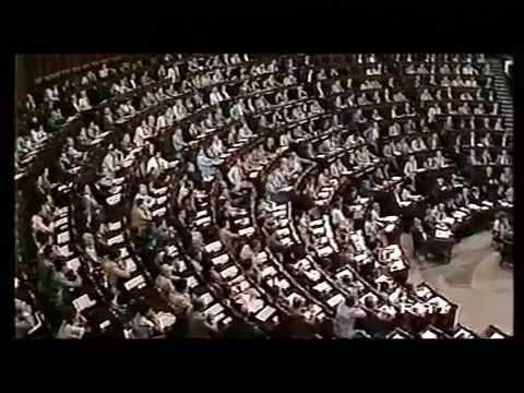BETTINO CRAXI - LA MIA VITA E STATA UNA CORSA - Video integrale