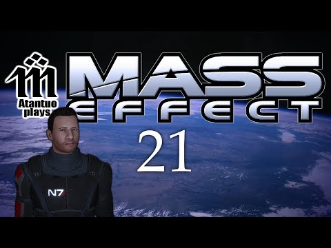 Let's Play Mass Effect - 21 - A Frosty Reception [blind]