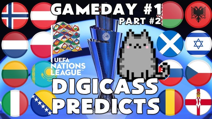 Digicass Predicts Uefa Nations League Matchday 1 Part 1 Youtube