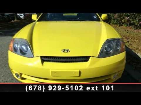 2004 Hyundai Tiburon   Palmer Dodge Chrysler Jeep Ram   Ros