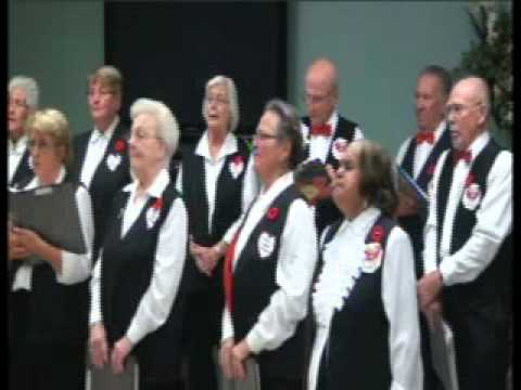The Young At Heart Singers Fall Concert Encore