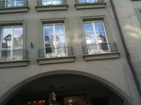 Fontaine et centre ville de Berne Cityzeum com