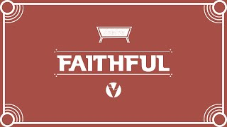 Faithful | Christmas Candlelight Service |  Two Nativities