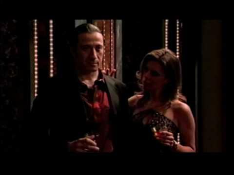 "Sopranos - Episode 51 ""Eloise"" - with Deirdre Lorenz, James Gandolfini and Federico Castelluccio"