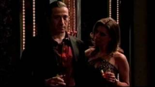 "Sopranos - Episode 51 ""Eloise"" - with Deirdre Lorenz, James Gandolfini and Federico Castelluccio"