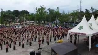 Tarian Kapuas Lewu Itah Badengkoi Kabupaten