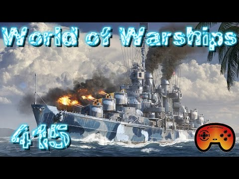 Krom frisst eine Fuso #415 - World of Warships - Gameplay - German - World of Warships
