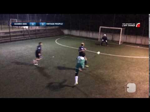 Giambo 2006 6-8 I Vintage people| Torneo La Selcetta C5 | Top Parata